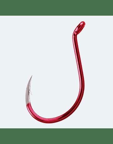 BKK Red octopys beak size 5/0 25 piezas