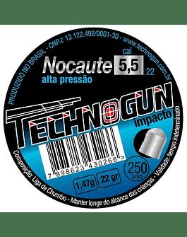 Technogun Nocaute 5.5 22gr