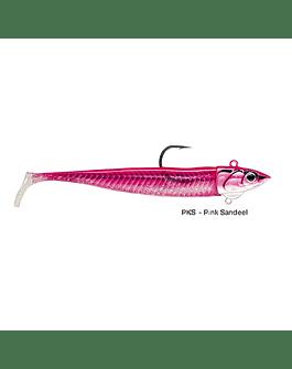 Storm Biscay minnow  14cm Pink Sandeel 46g (2und)