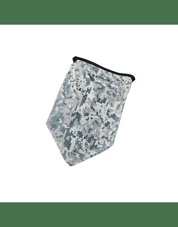 Bandana Camo gris/azul