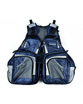 Snowbee Lure Fishing Vest Talla Estandar