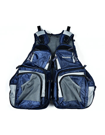 Snowbee Lure Fishing Vest Talla Estandar