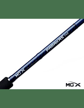 CAÑA MGX PARAKAS 862 2.60MTS 15-50G