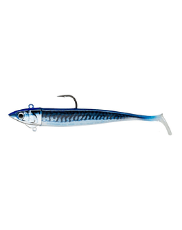 Storm Biscay Minnow 12cm Blue Mackerel
