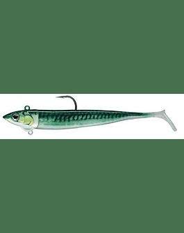 Storm Biscay Minnow 12cm Green Mackerel 30g (2und)