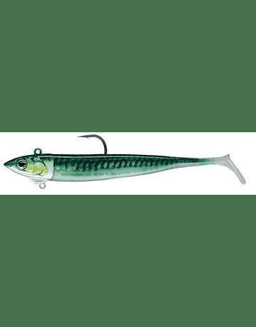 Storm Biscay Minnow 12cm Green Mackerel