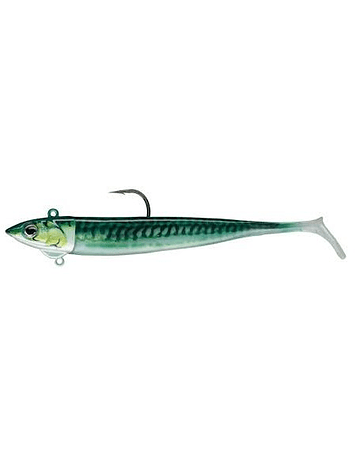 Storm Biscay Minnow 12cm Green Mackerel 30g
