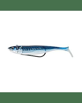 Storm Biscay Shad 12cm Blue Mackerel