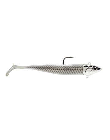 Storm Biscay Minnow 9cm White Pearl Sandeel