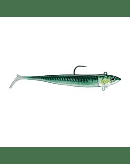 Storm Biscay Minnow 9cm Green Mackerel 21g
