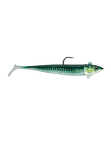 Storm Biscay Minnow 9cm Green Mackerel