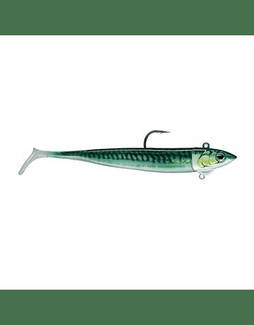 Storm Biscay Minnow 9cm Green Mackerel 21g (2und)