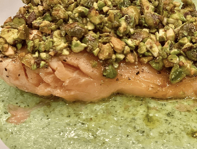 Salmón porciones por kilo