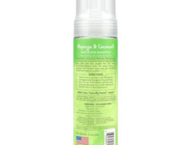 Shampoo en seco papaya 220 ml