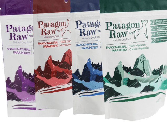 Cuarteto Patagon Raw (160 g)