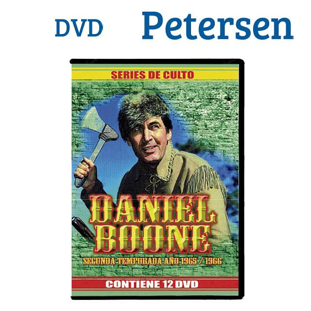 Daniel Boone 2° temporada