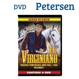 El Virginiano 3° temporada (Vol. 1)