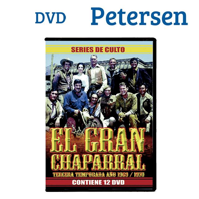 El Gran Chaparral 3° temporada