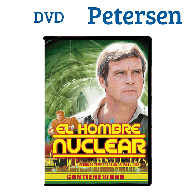 El hombre nuclear 2° temporada