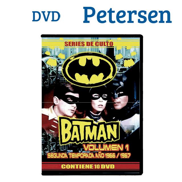 Batman 2ª temporada (Vol.1)