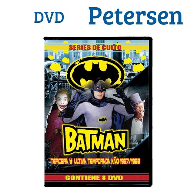 Batman 3ª  y última temporada
