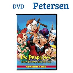 Los Picapiedras 5ª temporada