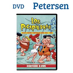Los Picapiedras 6ª y última temporada