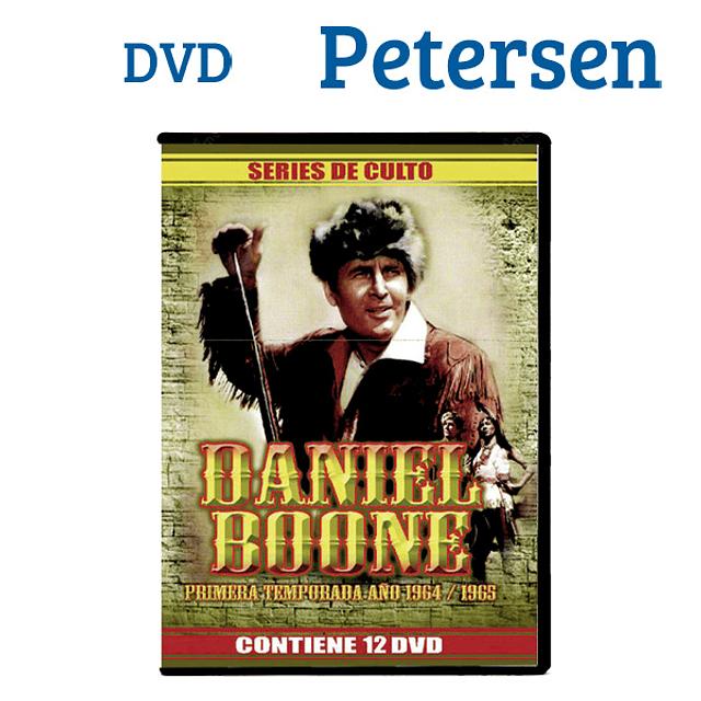 Daniel Boone 1ª temporada