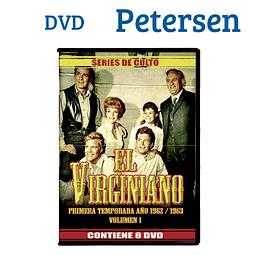 El Virginiano 1° temporada (Vol.1)