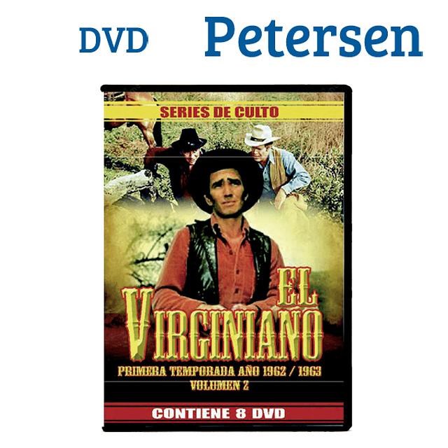 El Virginiano 1° temporada (Vol. 2)