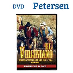 El Virginiano 2° temporada (Vol. 1)