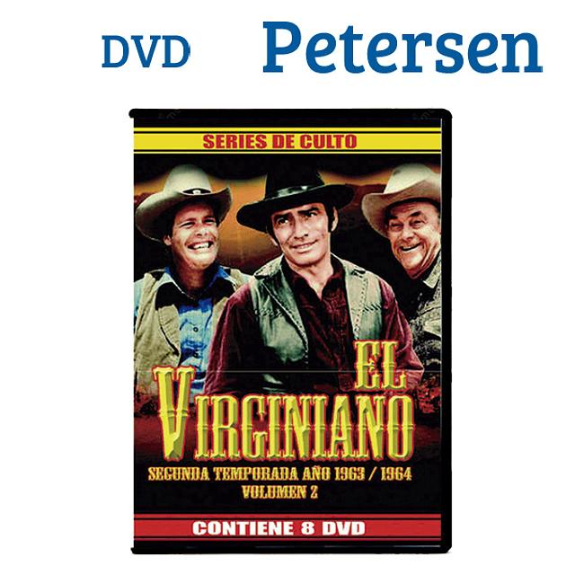 El Virginiano 2° temporada (Vol. 2)