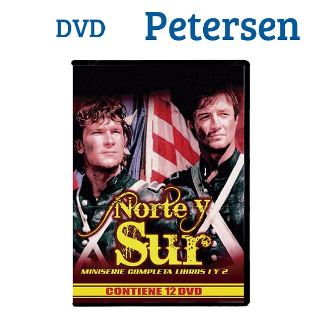 Norte y Sur Miniserie completa