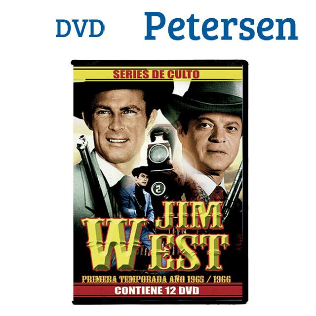 Jim West 1ª temporada