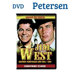 Jim West 2ª temporada