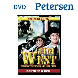 Jim West 3ª temporada