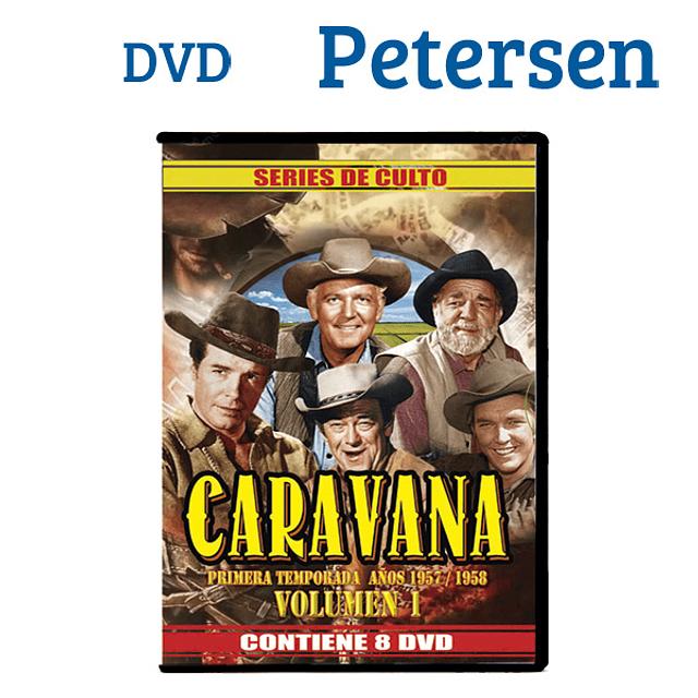 Caravana 1ª temporada (Vol. 1)