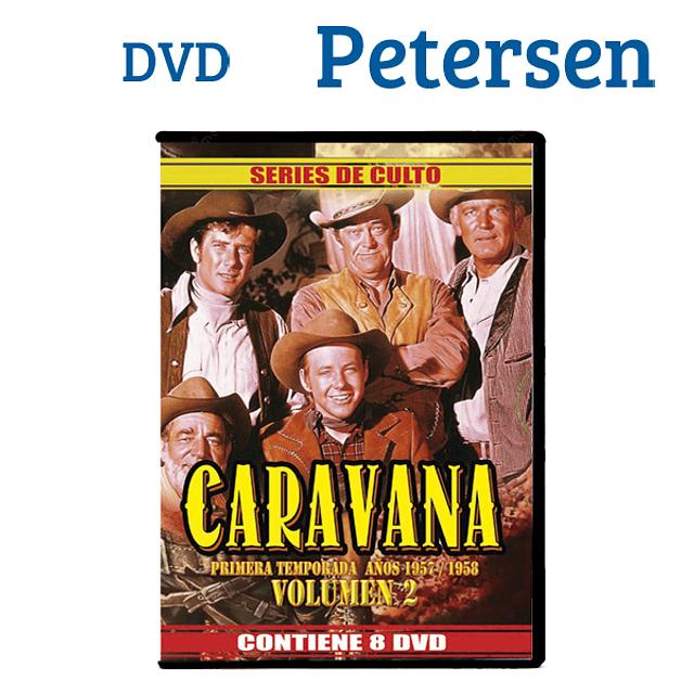 Caravana 1ª temporada (Vol. 2)