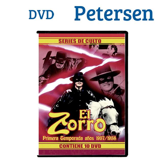 El Zorro 1ª temporada