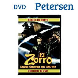 El Zorro 2ª temporada