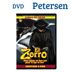 El Zorro capítulos finales y película