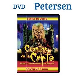 Cuentos de la cripta 1ª y 2ª temporadas