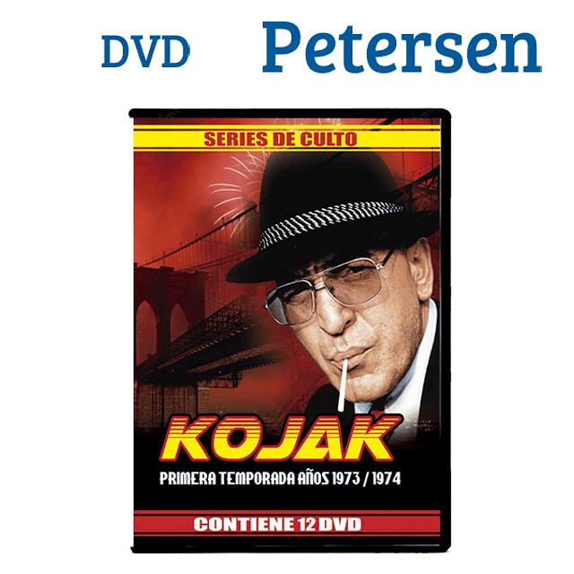 Kojack 1ª temporada