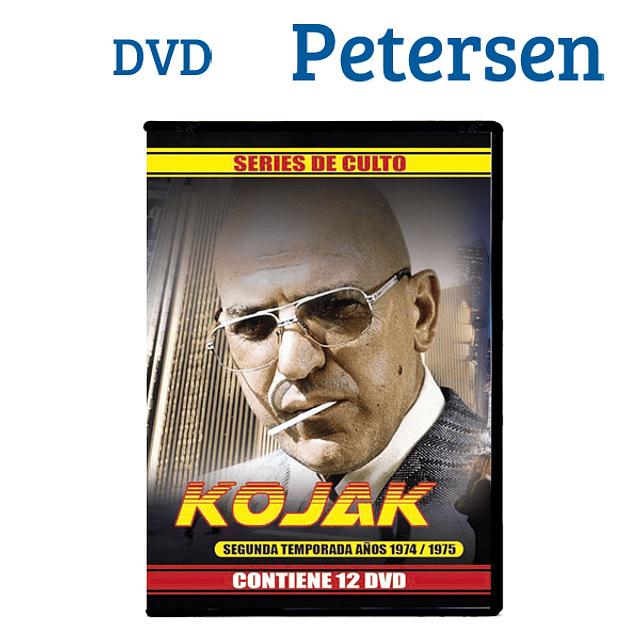 Kojack 2ª temporada