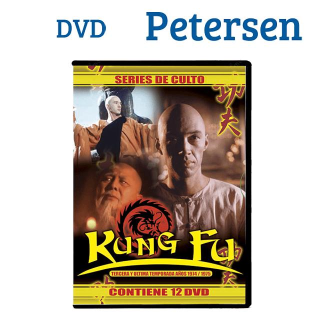Kung Fu 3ª y última temporada