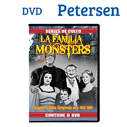 La familia Monster 2ª y última temporada