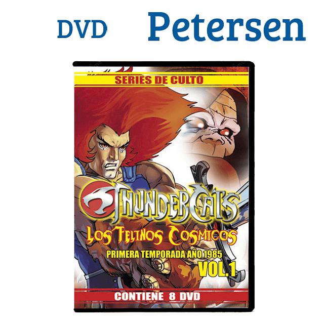 Thundercats temporada 1 (Vol. 1)