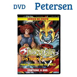 Thundercats temporada 1 (Vol. 2)