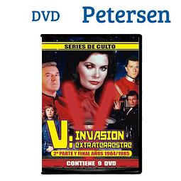 V: Invasión extraterrestre 2ª y última temporada
