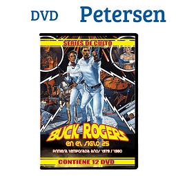 Buck Rogers en el siglo 25 1ª temporada